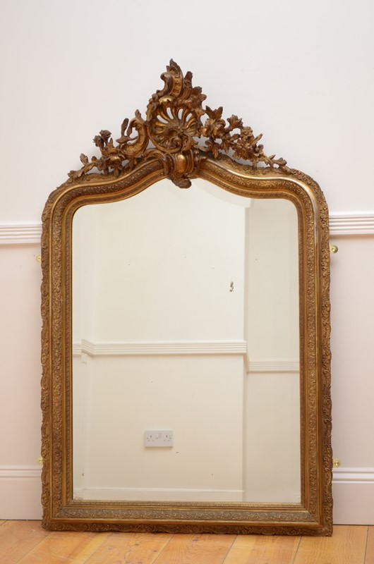 Elaborate XIXth Century Giltwood Mirror-spinka-co-2-main-637218491570113748.JPG