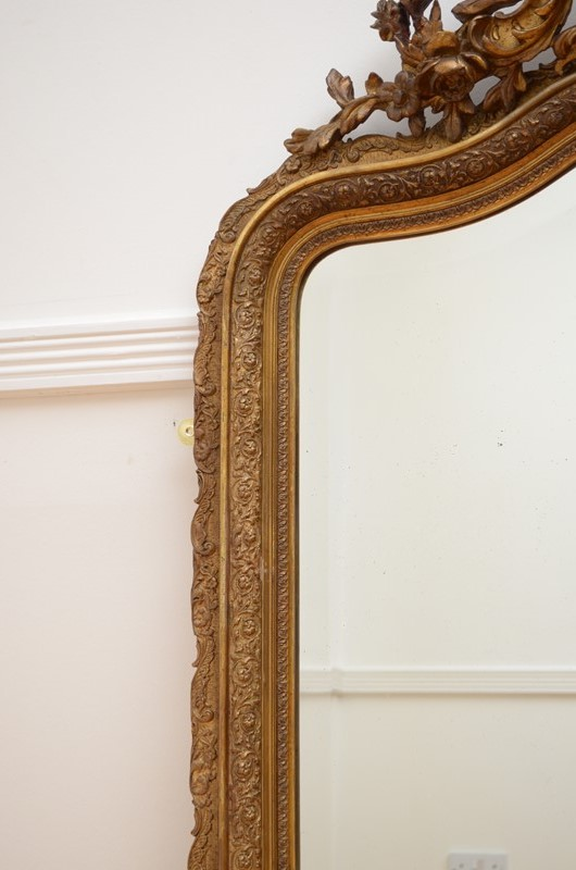 Elaborate XIXth Century Giltwood Mirror-spinka-co-3-main-637218491600425771.JPG