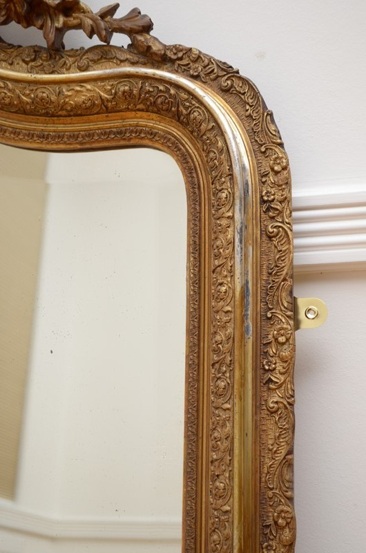 Elaborate XIXth Century Giltwood Mirror-spinka-co-8-main-637218491703393609.JPG