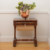 Elegant Edwardian Copper Planter / Coal Bucket