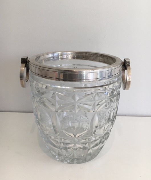 Art Deco glass & silver plated champagne bucket-sylvain-barrois-antiques-AD-867_main_636262035349676302.jpg