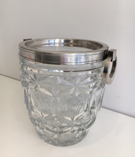 Art Deco glass & silver plated champagne bucket-sylvain-barrois-antiques-AD-876_main_636262038233172166.jpg