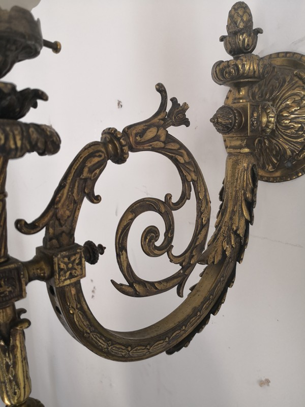 A pair of gilt metal wall lights-tales-from-the-rookery-IMG_20180702_141021-main-636661425664019100.jpg