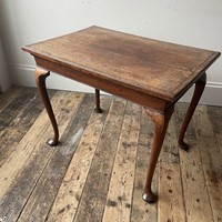 19th century centre table