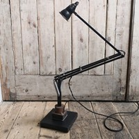 1940s work bench Anglepoise lamp