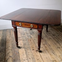 Pembroke dining table in the manner of Gillows