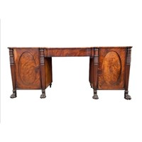 Huge Irish sideboard