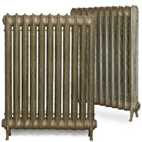 Antique Restored Cast Iron Radiators