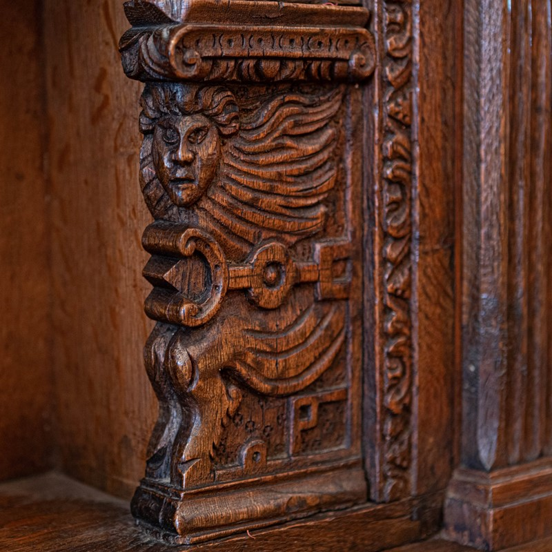 Antique carved oak jacobean style wooden element-the-architectural-forum-carved-oak-overmantle-uglies-gargoyles-2-main-637361125267456823.jpg