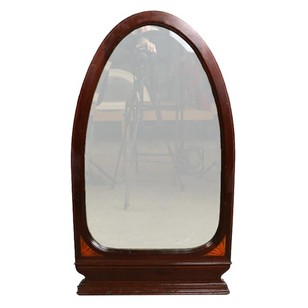 Antique Mirror with Inlay