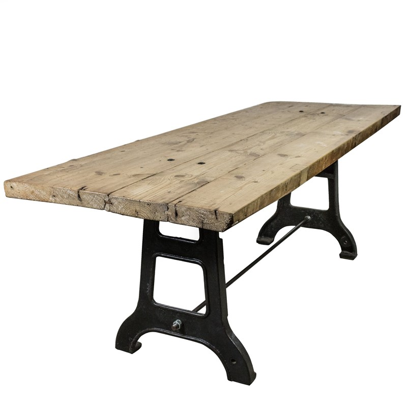 Antique plank top table with cast iron legs-the-architectural-forum-plank-top-table-ee12fe2d-9fa9-4f30-a6da-d8165191d7e7-2000x-main-637221316477418284.jpg