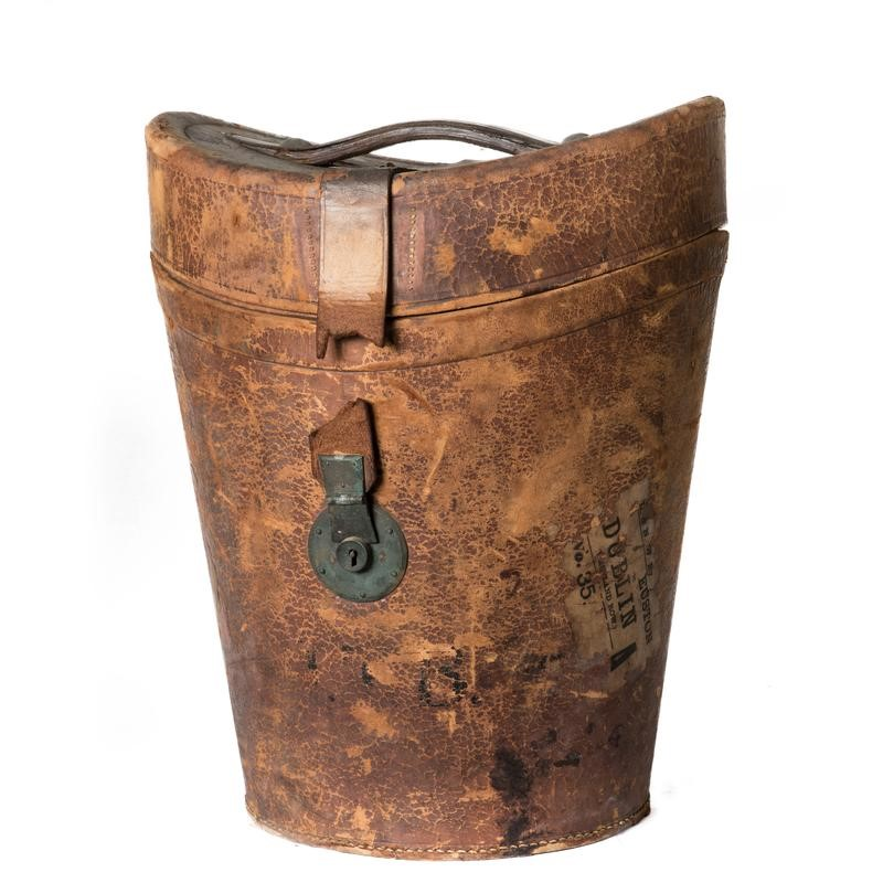 Antique top hat with leather hat box-the-architectural-forum-top-hate-case-800x-main-636808338771411830.jpg
