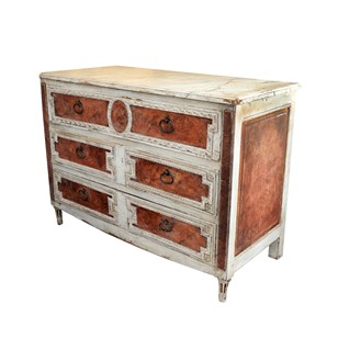 Italian Neo-Classical Painted Commode