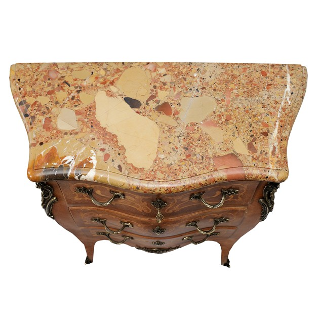 French Louis XV Style Small Bombe Shaped Commode -the-decorator-source-159d_main_635978880209814416.jpg