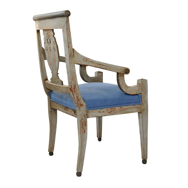 Rare French Directoire Painted Open Armchairs -the-decorator-source-291a_main_636167265479778622.jpg