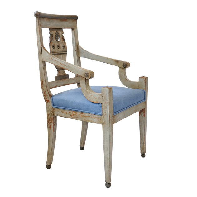 Rare French Directoire Painted Open Armchairs -the-decorator-source-291b_main_636167265311135055.jpg