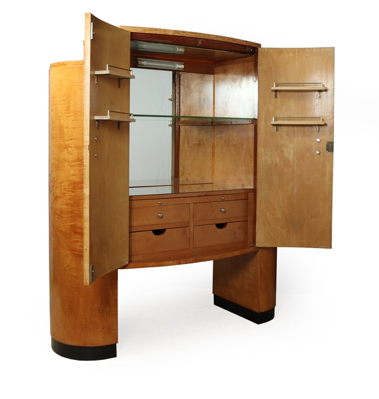 Art Deco Cocktail Cabinet in Sycamore c1930-the-furniture-rooms-art-deco-cocktail-cabinet-in-sycamore--main-637077605688372253.jpg