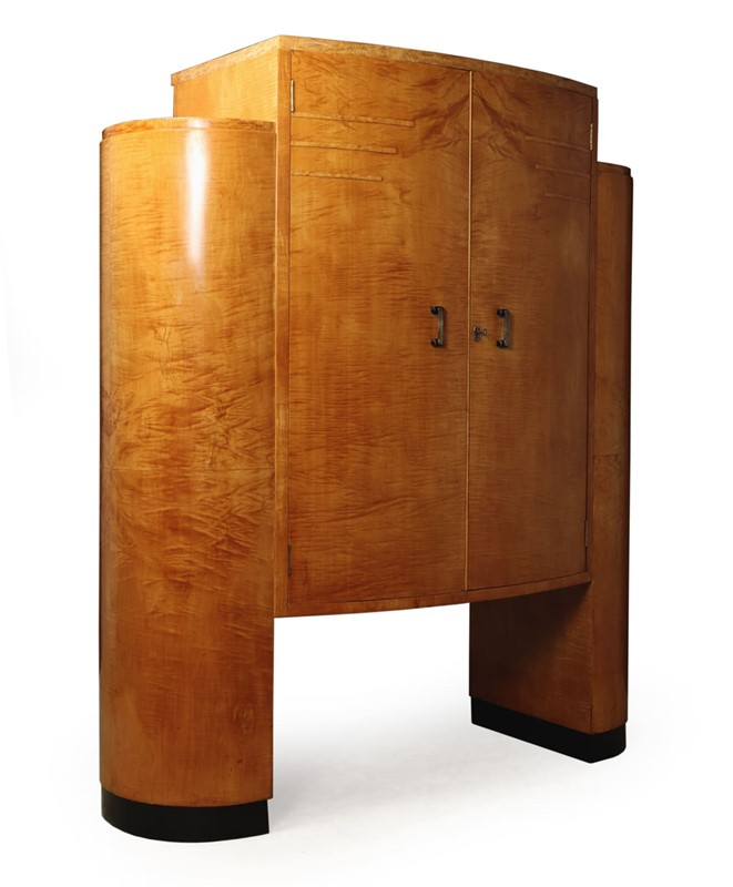 Art Deco Cocktail Cabinet in Sycamore c1930-the-furniture-rooms-art-deco-cocktail-cabinet-in-sycamore-maurice-adams-main-637077605704153838.jpg