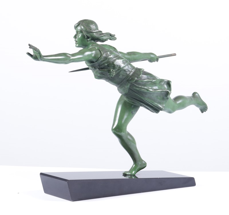 Art Deco Sculpture The Huntress by Carlier -the-furniture-rooms-img-4165-main-637441450043484946.jpg
