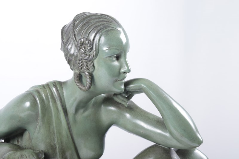 Art Deco Sculpture lady and Panther by Godard-the-furniture-rooms-img-4188-main-637441451629884244.jpg