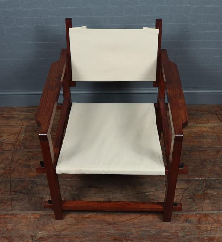Mid Century, Rosewood Sling Chair - Brazil c1960-the-furniture-rooms-img-6820-main-637234796238567756.jpg