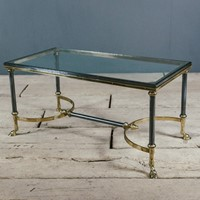 Maison Charles Hoof Foot Coffee Table