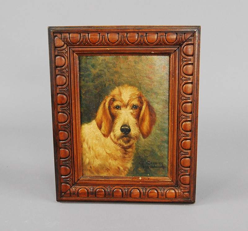Dog Oil Painting On Panel Portrait-the-home-bothy-dog-painting-on-board-2113-1-main-637316314793261980.JPG