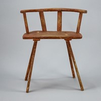 Primitive Swedish Chair