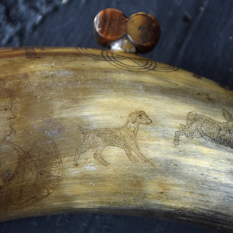 Scrimshaw Powder Horn -the-house-of-antiques-dsc-0247-main-637421471619022631.jpg