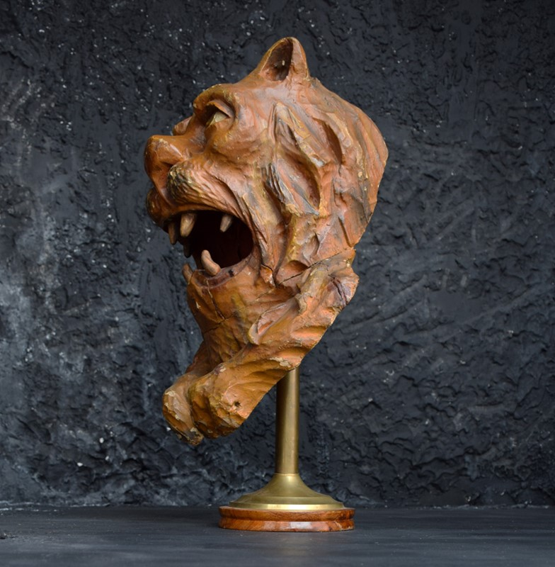1880 Hand Carved Folk Art Lions Head-the-house-of-antiques-dsc-0310-main-636887912485653550.jpg