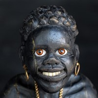 Blackamoor Figure c.1860