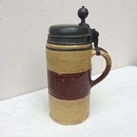 German Stein with S.B. Initials