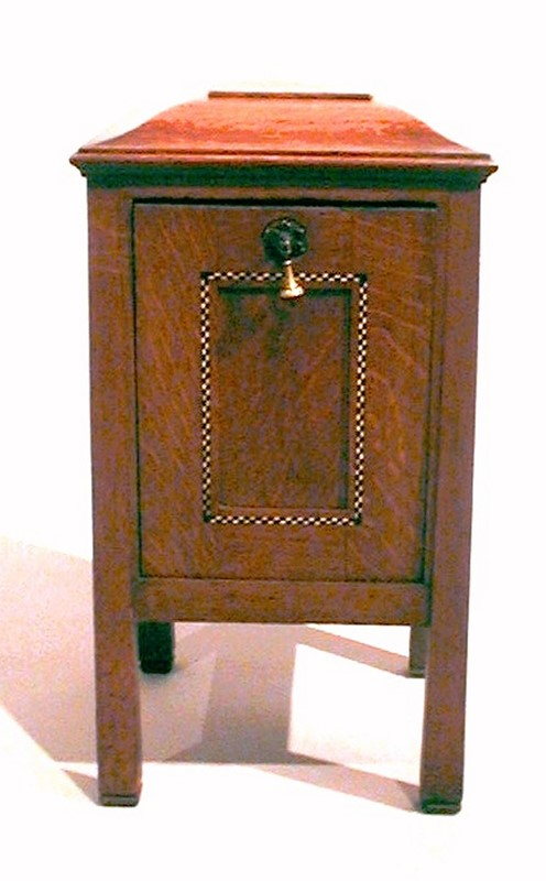 An inlaid oak Arts & Crafts coal box-the-millinery-works-s2390-main-636899118695234562.JPG