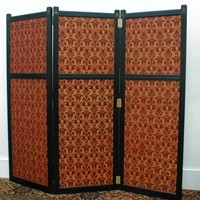 Aesthetic ebonised screen attr Christopher Dresser