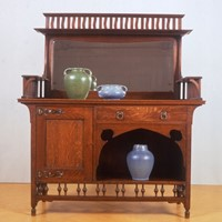 A Liberty Moorish dresser