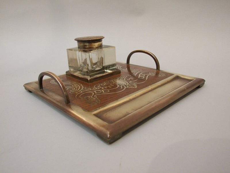 A Jugenstil brass mounted rosewood inkstand-the-millinery-works-s4704-1-main-636890344338706799.JPG