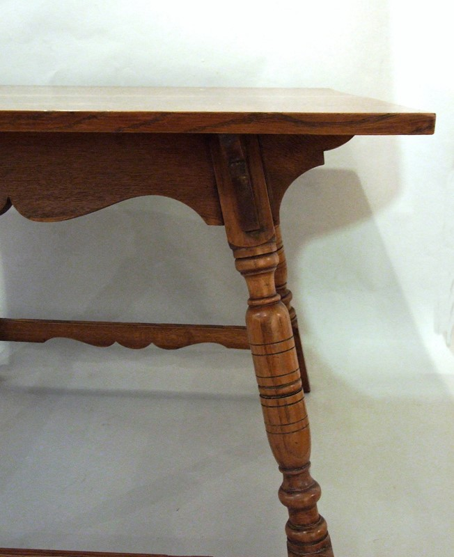 An oak centre table after Charles Eastlake-the-millinery-works-s4743-3-main-636901731945183287.JPG