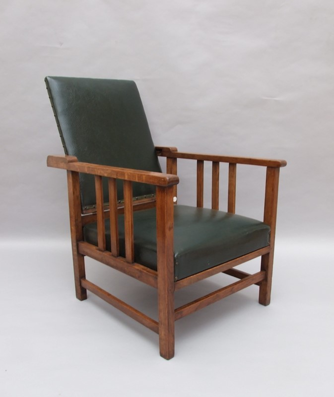 An Arts & Crafts oak reclining armchair-the-millinery-works-s6544-main-636900777113428693-1.JPG