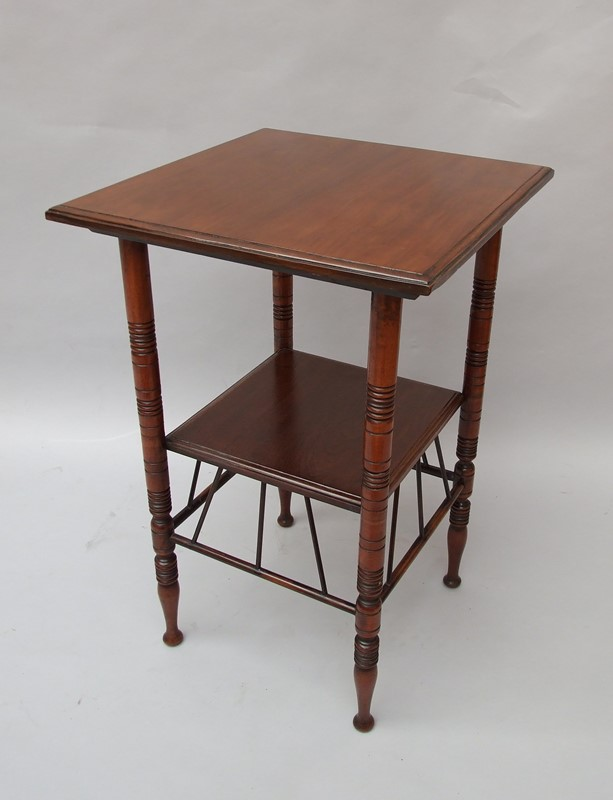 A walnut two tier 'Thebes' coffee / lamp table-the-millinery-works-s6625-1-main-636899153193082920.JPG