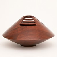 Jarrah Wood Sculpture by Greg Collins 1989