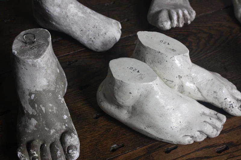 Collection of Ceramic & Plaster Deformed Feet -the-school-for-scandal-IMG_5397_Fotor-main-636579459359639417.jpg