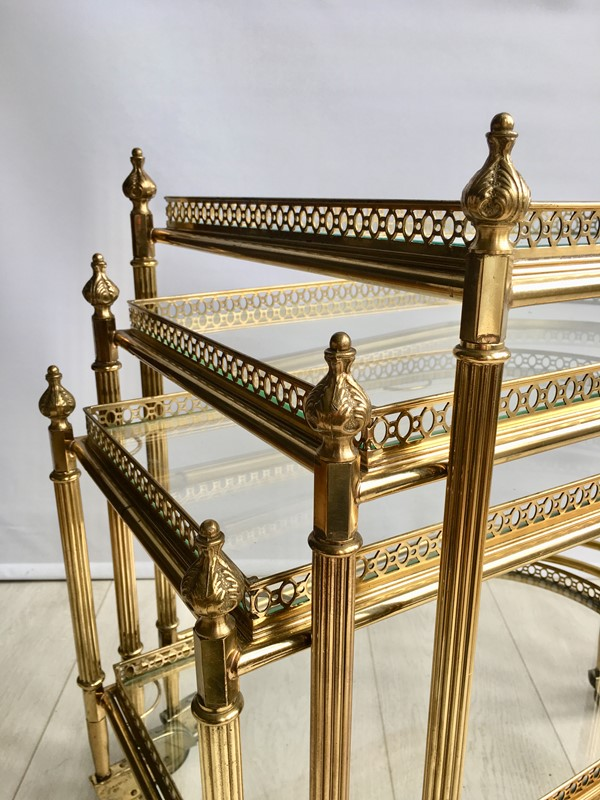 Beautiful nest of vintage brass tables/trolleys-the-vintage-trader-img-4527-1-main-636856592676168769.jpg