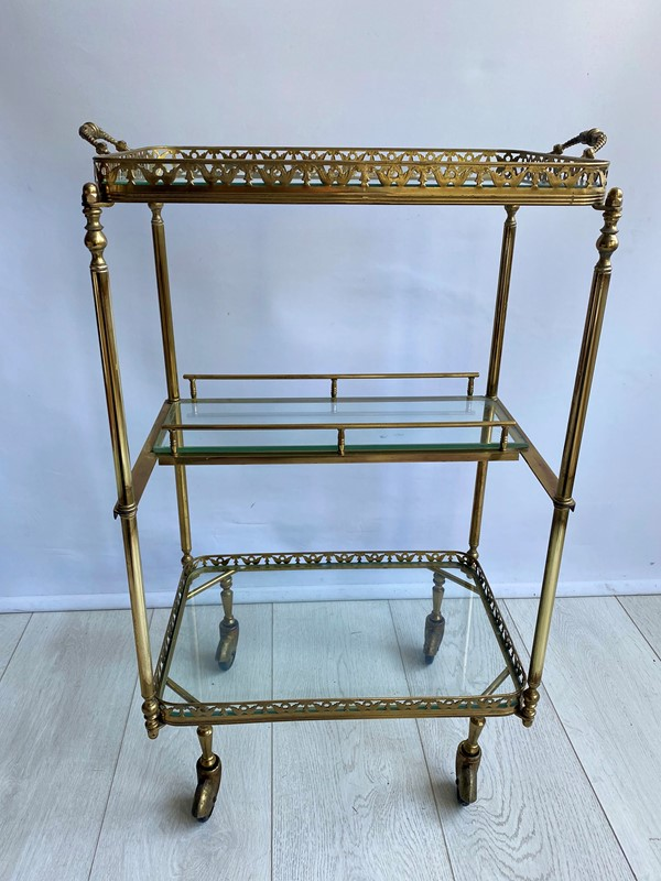 Vintage brass drinks trolley side table-the-vintage-trader-img-7840-main-637382779504167628.jpg