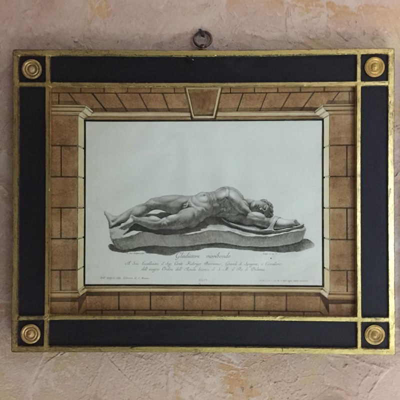 Set Of Roman & Greek Framed Engravings, A.Zanetti-tigers-decorative-img-7856-main-637071785438324061.JPG
