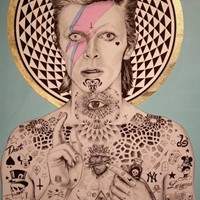 "David Bowie ""Jesus was a Rockstar"""