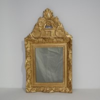 19th Century French Louis XV Style Baroque Mirror