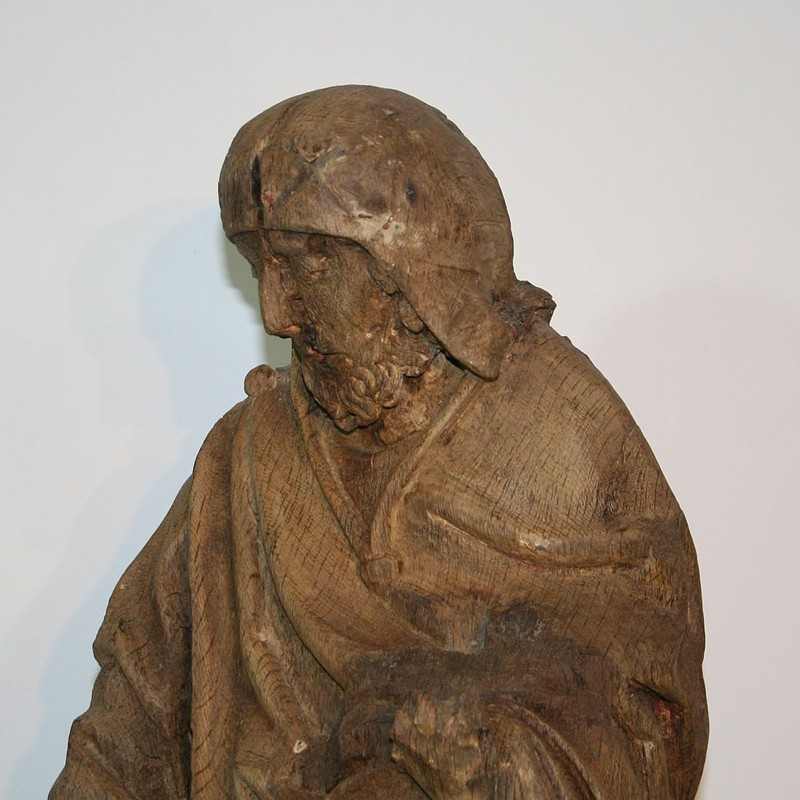 French Medieval Gothic Oak Statue Of Saint Roch-tresors-trouves-170484.8-main-636595574861391562.JPG