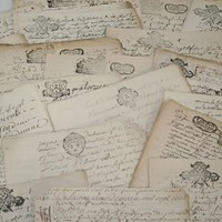 Collection Of , 17th-18th Century Manuscripts