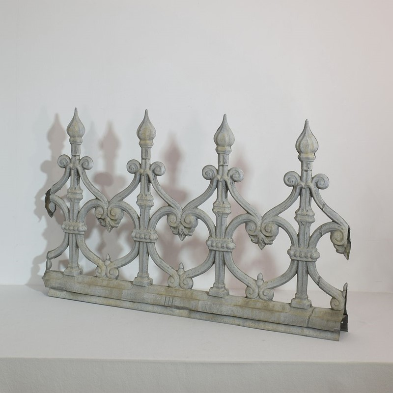 19th Century  Zinc Architectural Roof Ornaments-tresors-trouves-1802093-main-637103657664636083.JPG