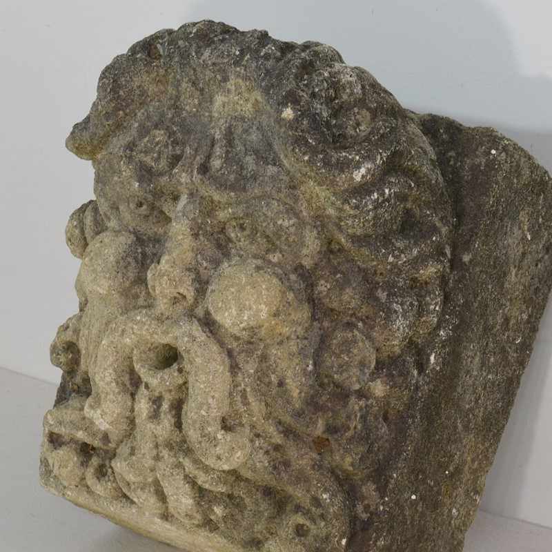 18th Century French Carved Stone Fountain Head-tresors-trouves-1900025-main-637023231681940948.JPG